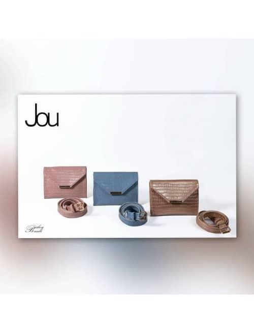 Envelope waistbag