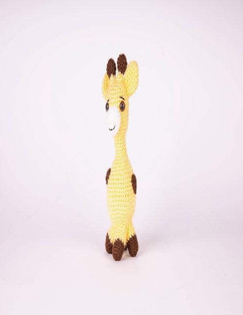 Decorative giraffe BY Seelna Soultan