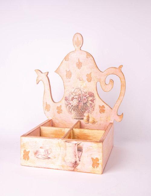 Box for serving sweets By Dalia ragga