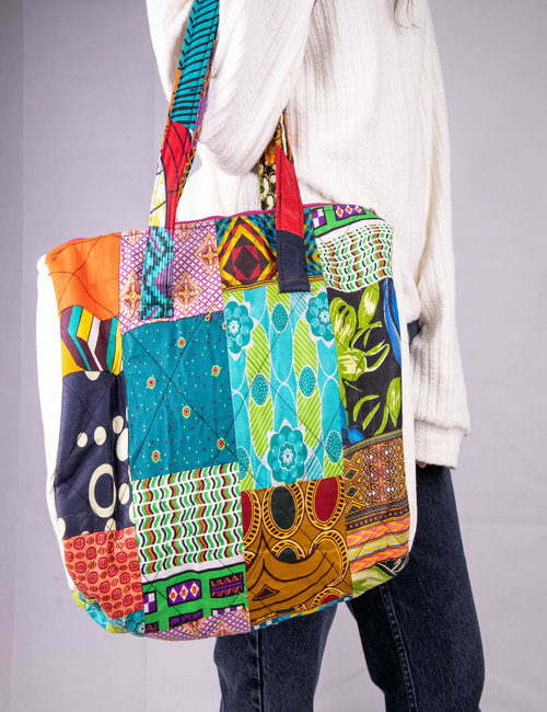 African bag  By Mona Kenyi