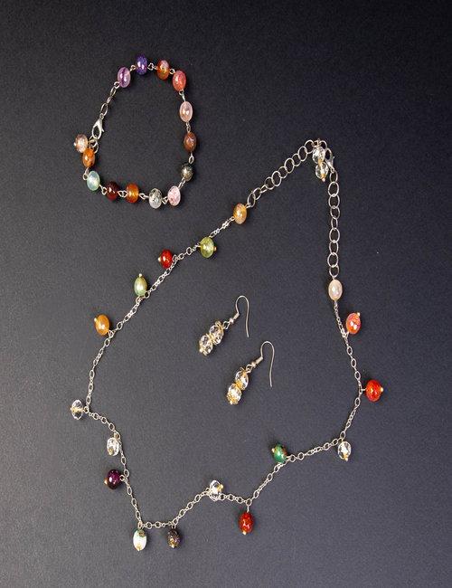 bracelet SET BY Nour Elsham