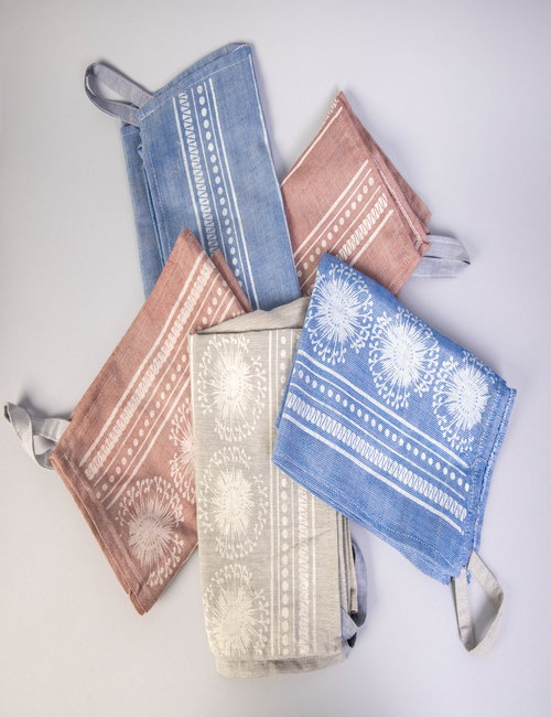 MADE51 cotton towels By Nilfurat