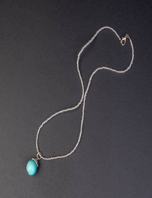Beaded necklace By Biana