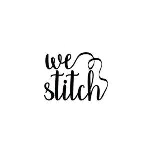 We Stitch